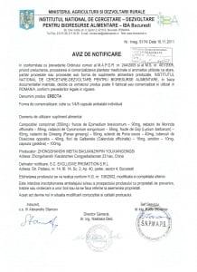 Erecta - Certificare IBA | Magazin pastile potenta